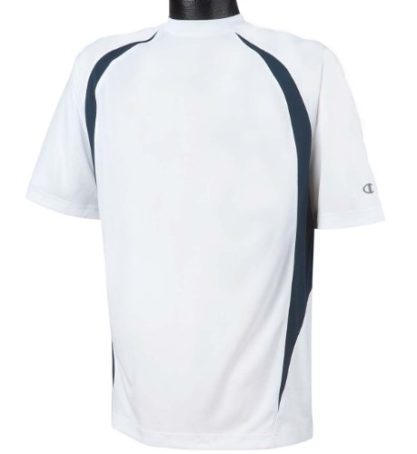 White Basketball Wei§er Basketball auf American Apparel Fine Jersey Shirt Moosbeere