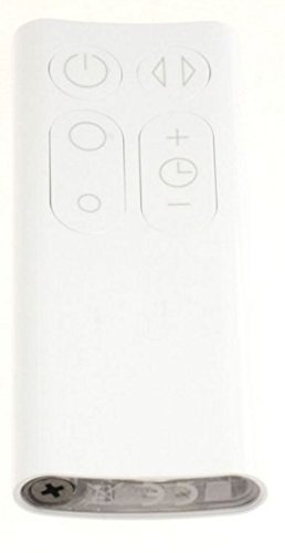 Genuine Dyson AM06 AM07 & AM08 remote control in white - magnatised - 96582401