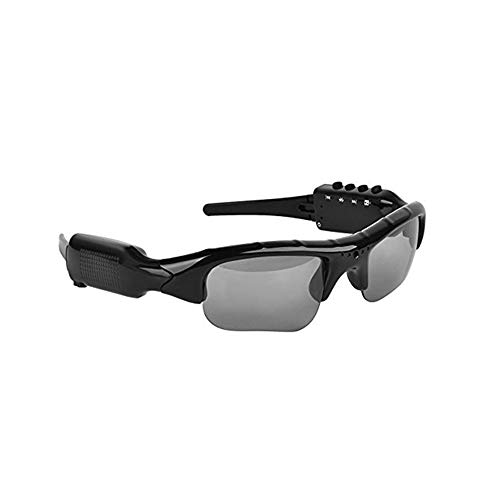 Douerye HD-Sport-DV-Brille Bluetooth Kann Verbunden Werden, Um Musik Und Foto Smart-Brillen, Outdoor-Fahren Polarisierte Anti-UV-Sonnenbrille, Outdoor-Sport Fahren