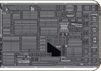 Eduard Accessories TP09630502000Stryker Exhaust Deflector