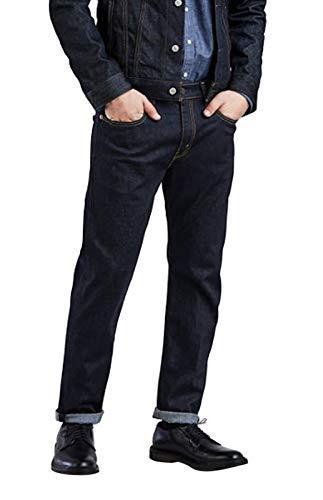 Levi's Herren Tapered Fit Jeans 502 Regular Taper, Blau (Rock Cod 0280), W36/L34