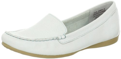 Rockport Damen Demisa Plain MOC Slipper Magenta, Bright White - Größe: 40.5 Plain Womens Ballet Flats