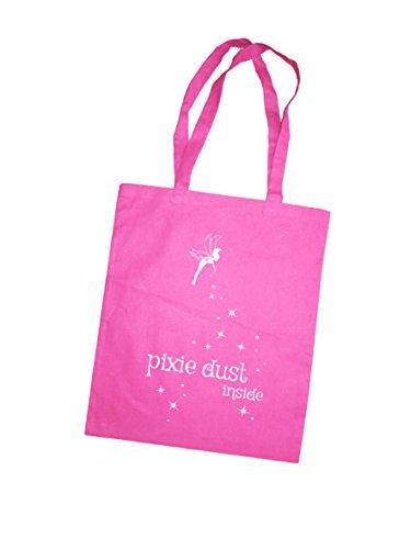 Borsa tote donna - pixie dust inside - giallo fucsia (rosa)