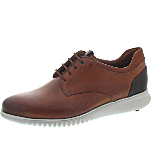 LLOYD Herren Aristo Sneaker, Braun (Fox/Cigar/T.D.Moro 2), 42 EU