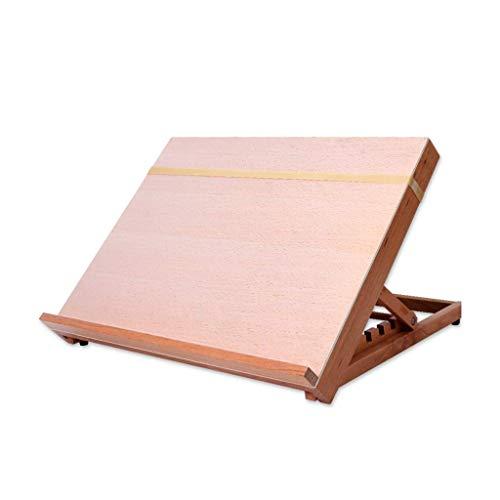integriert, Winkel einstellbar Faltbare Multifunktions (Holz), 47 * 36CM / 64,5 * 48CM (Größe: 64,5 * 48CM) ()