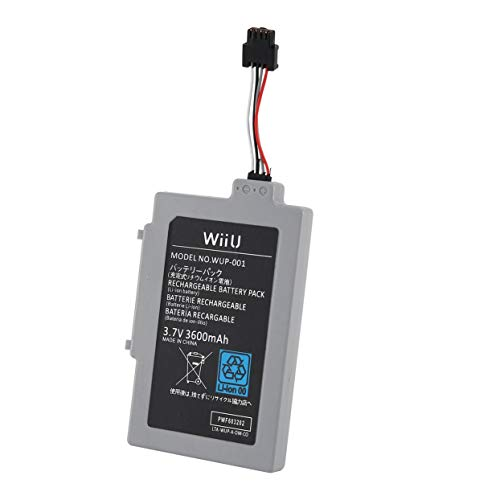 Tree-on-Life 3000mAh Akku für WII U Gamepad Battery Repair Mithelfer