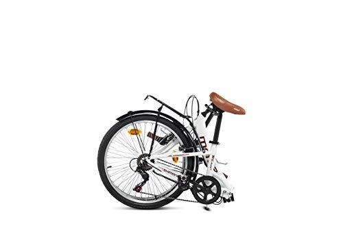 Zoom IMG-2 moma bikes top class blanca