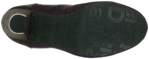 Desigual Corrasco 27AS359, Stivaletti donna Marrone (Braun (Chocolate Brown 6029))