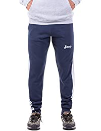 Jeep Man Pantalón Largo Algodón Grueso J4W, Azul(Dark Denim), 56 amazon el-negro Algodón