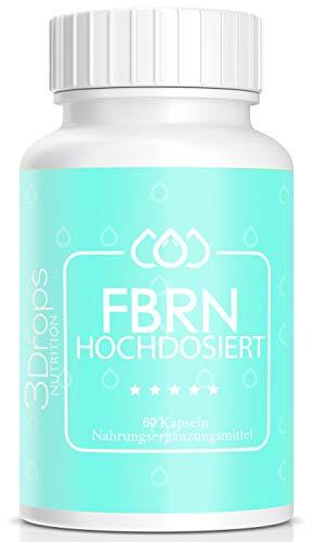Abnehmen - Fatburner von 3 Drops Nutrition - Hochdosiert - 60 Kapseln - Vitamin C, Ingwer, Spirulina und Löwenzahn - Hergestellt in Deutschland
