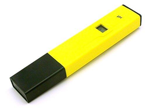 JOYOOO Misuratore di PH Tester ATC Misuratore per acqua e liquidi - misura PH metro