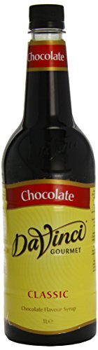 DaVinci Gourmet Classic Chocolate Syrup Pet, 1er Pack (1 x 1 l)