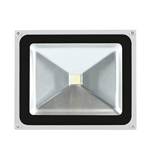 WKZ LED Flutlichtstrahler Flutlicht Außenstrahler 6500K IP66 Wasserdicht Für Bridge Playground Courtyard Billboard (watt : 50W)