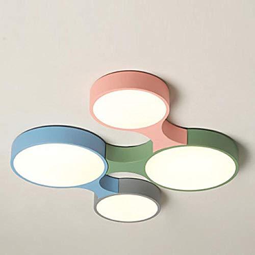 Deckenleuchten LED40W Bunte Einbauleuchten/Laterne LED für Schlafzimmer KinderzimmerSchöne Dimmbar Mit Fernbedienung @ Warm_White -