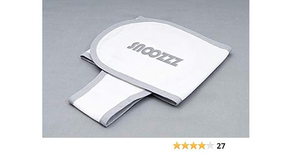 Lager Snoozzz Schlafhilfe Travel für die Seitenlage und Ruckeinlage Pucktuch