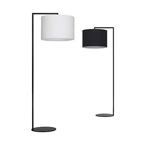 A+ sun Lampadaire LED Moderne Minimaliste créatif Protection en Fer forgé Protection oculaire Lampe de Table Verticale hôtel Salon Chambre canapé côté lumière [Classe énergétique A +]