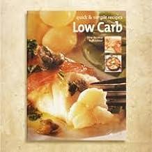 Quick & Simple Recipes Low Carb