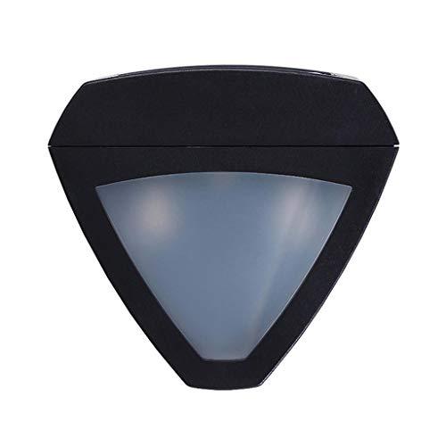 Licht Kronleuchter 5 100w Glühbirnen (Solarlicht Goldenes Dreieck Im Freien Wasserdichte Landschaft Beleuchtung Dekoratives Licht LED Wand Korridor Wandleuchte Weiß/Gelb Licht Solar Lichterkette)