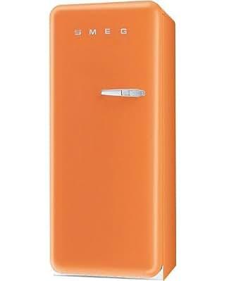 Smeg FAB28LO Réfrigérateur 1 porte 248L Classe: A+ Orange