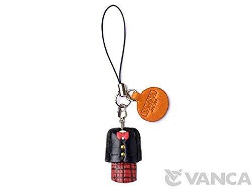 zer Anzug Lederwaren Mobile/Handy Charme Vanca Windhund Uniqe Maskottchen Made in Japan ()