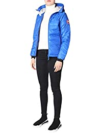aeaa857d2c29 Canada Goose Women s 5055LPB64 Blue Polyester Outerwear Jacket
