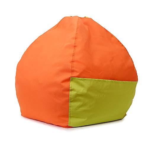 CAOJSA Kinder Sitzsack Faule Stuhl Bewegen Sie Frei Lagerung Personalisierte Premium Baumwolle Leinwand Baby Kleines Sofa