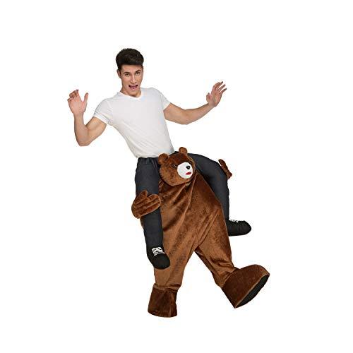 My Other Me Ride-on Kostüm, M-L (Bär viving Costumes ()