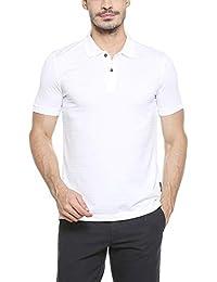 b74e09f20 Amazon.in: Van Heusen - White T-shirts: Clothing & Accessories
