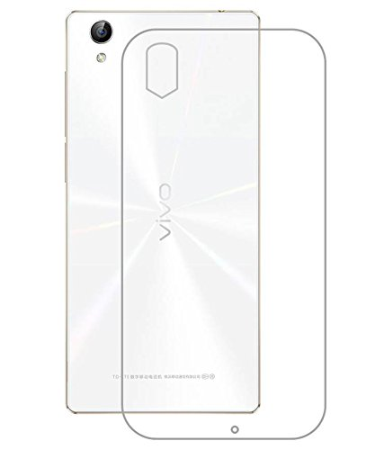 Tech Attires vivo Y51 Transparent Ultra Protection Rubberised Soft Back Phone Cover for vivo Y51