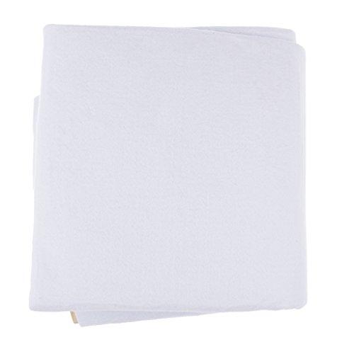 300g Selbstklebende Baumwolle Bügelvlies Volumenvlies Vlieseline Vlieseinlage Bügeleinlage Klebevlies Nähen Taschen - 1 Meter