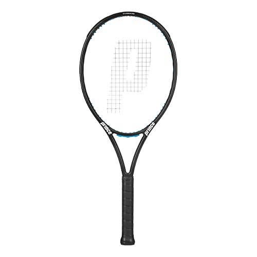 Prince TXT Premier 110 Encordado: No G Raquetas De Tenis Raqueta Confort Negro - Azul 4
