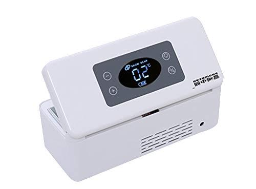 Making Medizin (Huanyu Tragbare USB Insulin-Kühlbox für Medizin Drogen Reefer Mini Auto Ladegerät Kühlschrank 2-25 Grad - Simple Configuration)