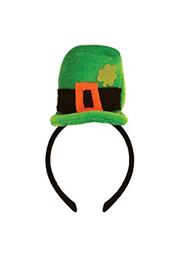 Grün Mini Top Hat Haarband St Patricks Day Irish Fancy Kleid Zubehör