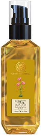 Forest Essentials Delicate Facial Cleanser Kashmiri Saffron & Neem 13