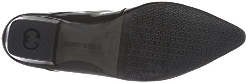 Gerry Weber Shoes Villa 03, Damen Derby Schnürhalbschuhe Grau (dark grey 753)
