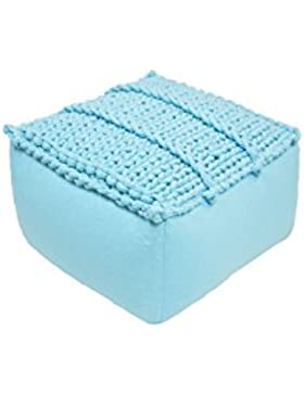 Nattiot pouf Neo Capri (30x 30x 20cm)–azul claro