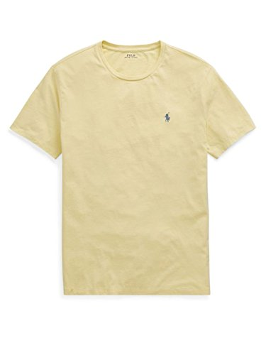 Ralph Lauren Classic-Fit Herren T-Shirt - Banana Pee - - Shirt, Classic-fit Ralph Lauren