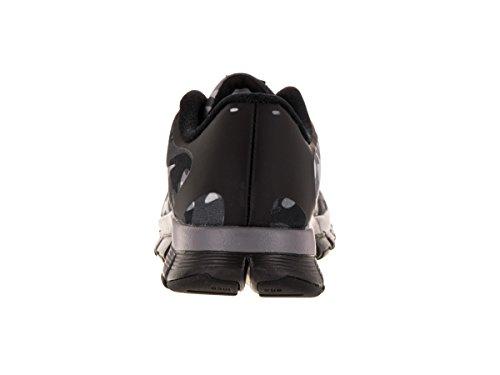 Nike W Nk Free 5.0 V4 Ns Pt, sneaker femme Black/Cool Grey-Wolf Grey-Anthrct