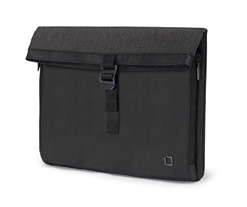 Dicota D31498 Skin Plus Style Tasche, 11-12,5 Zoll Schwarz