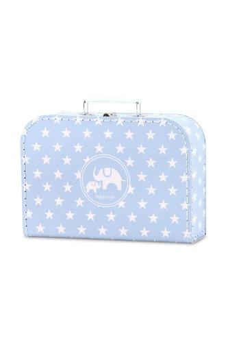 Bellybutton Accessoire de Rangement - Valise Enfants - Etoiles - Bleu