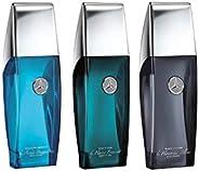 Mercedes-Benz Miniature Gift Set, 7ml (Pack of 3)