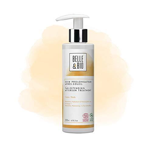 Belle&Bio - Cuidado prolongador sol todo tipo pieles