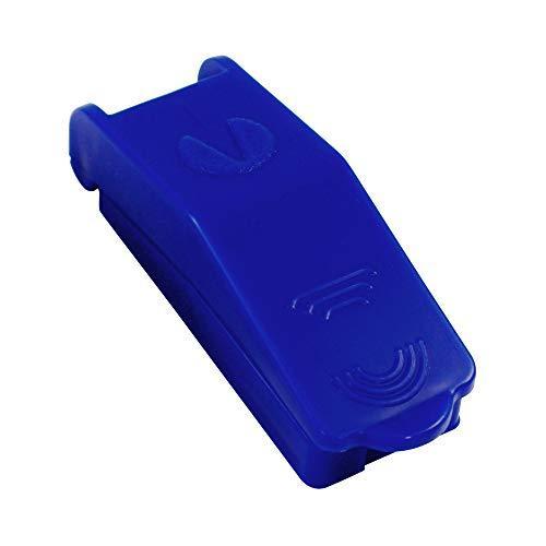Tabletten-Teiler in 2 Farben, Farbe:Blau
