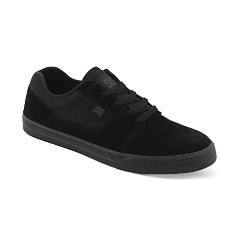 DC Shoes Tonik, Baskets mode homme noir/noir