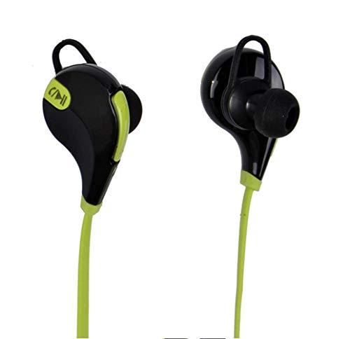 YGMDSL Bluetooth-kopfhörer Kabellos Ohrhörer Bilaterales Stereo Bluetooth-Version 4.1,Green