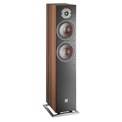 Dali Oberon 7 Floorstanding Speakers (Pair) (Dark Walnut)