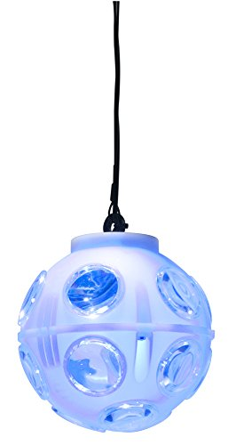 ADJ Jelly Globe Translucent Rotating Effect Light