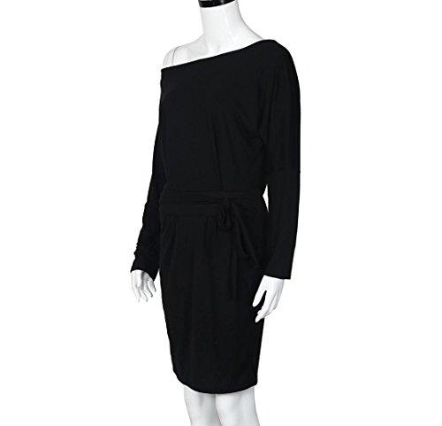 Transer - Pull - Femme blanc blanc S Noir