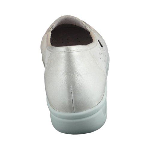 ARA Womens 12-36386 Loafers weiss/bianco Weite H