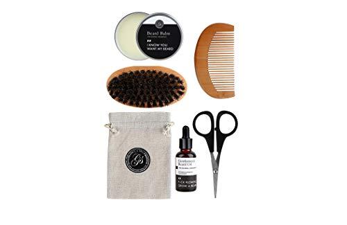 Romantic Lozione Per Barba Collezione Il Regalo Perfetto Set 7 Fantastico Olio In Un Set Health & Beauty